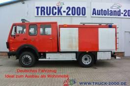 overige vrachtwagens Mercedes-Benz 1019 4x4 Feuerwehr - Wassertank - Ziegler Pumpe 1981