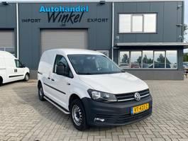 gesloten bestelwagen Volkswagen EURO 6 2016
