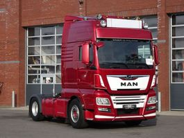 standaard trekker MAN 18.500 XXL 4x2 - Full spec - Custom interior - Night clima - Full air - Retarder 2019