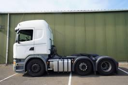 gevaarlijke stoffen trekker Scania G410 6X2 ADR EURO 6 2014