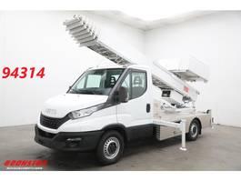 hoogwerker bedrijfswagen Iveco 35S14 Klaas Roadrunner 29m Leiterlift / Möbelaufzug / Verhuislift 7 hrs 2021