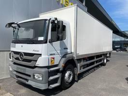 bakwagen vrachtwagen Mercedes-Benz Axor 1829 *airco*cruisecontrol*startstopsysteem 2014