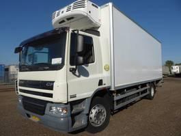 koelwagen vrachtwagen DAF CF 65 ,Thermoking TS Spectrum,zijdeur,laadklep 2008