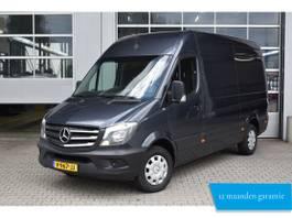 gesloten bestelwagen Mercedes-Benz 214 CDI 143PK L2H2 EUR6 | AUTOMAAT, AIRCO, NAVI, CAMERA, 2000KG TREKHAAK... 2017