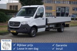 platform bedrijfswagen Mercedes-Benz 516 CDI Open laadbak 3.5T Airco, Navi, Cruise Gev. Stoel 3.5T Trekhaak!!... 2021