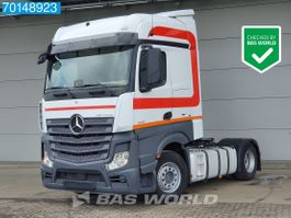 standaard trekker Mercedes-Benz Actros 1845 4X2 ACC 2x Tanks BigSpace 2018