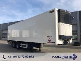 koel-vries oplegger Pacton Z2-001 City / Stuuras / Carrier Koeler / Laadklep 2015 2007