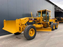 grader Caterpillar 143H with CE 2005