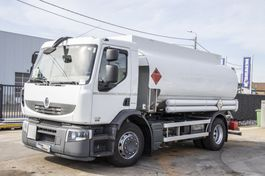 tankwagen vrachtwagen Renault Premium 320 DXI+MAGYAR13.200L/4COMP/SOURCE+DOME 2009