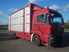 veewagen vrachtwagen MAN TGA 26.480 Menke 3-stock 2007