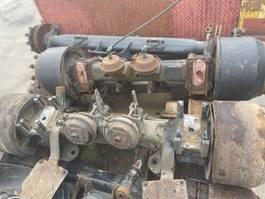 Achteras vrachtwagen onderdeel BPW 6x bpw eco as 10 / 12 ton 2000