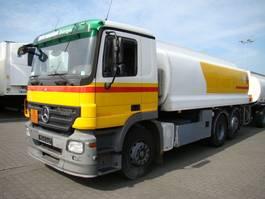 tankwagen vrachtwagen Mercedes-Benz Actros 2541 Tankwagen 20.000 Liter 2004