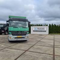 schuifzeil vrachtwagen Mercedes-Benz Actros 1831 ACTROS 1831