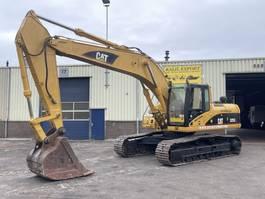 rupsgraafmachine Caterpillar 325CL Track Excavator Hammer Line Good Condition 2004