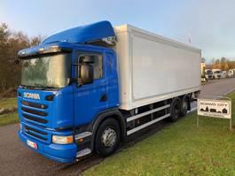 koelwagen vrachtwagen Scania G410 DB 6x2*4 MNB 2014
