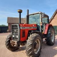 standaard tractor landbouw Massey Ferguson 2645 electronic 1985