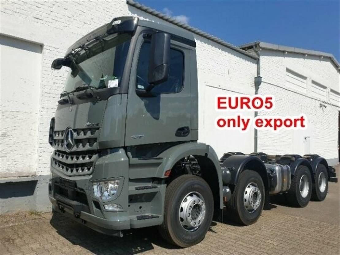 chassis cabine vrachtwagen Mercedes-Benz 3251 8x4 Arocs 3251 8x4 Klima/Tempomat/NSW