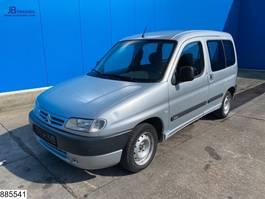 gesloten bestelwagen Citroën Multispace Berlingo Price includes vat taxes, Manual 2002