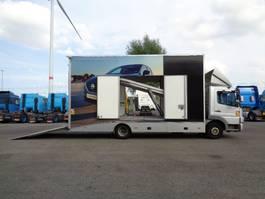 autotransporter vrachtwagen Mercedes-Benz Atego 818 L 2006
