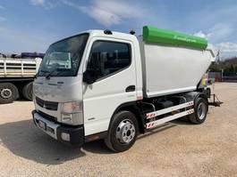 vuilkar camion Mitsubishi Fuso 7C15 Canter 2015