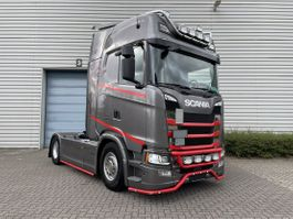 standaard trekker Scania S450 NGS Full opties 2018
