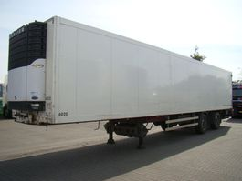 koel-vries oplegger Krone SZ Koeloplegger - Carrier Maxima 1300 2010
