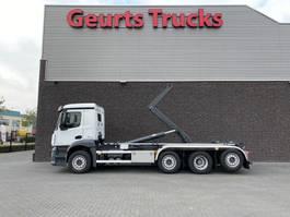 containersysteem vrachtwagen Mercedes-Benz Antos 3643 NIEUWE/NEW/NEU 8X2 TRIDEM + VDL HAAKARM/ABROLLKIPPER/HOOKLIFT 2019