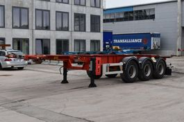 container chassis oplegger Van Hool 3B0070 2011