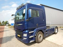 standaard trekker MAN TGX 18 XLX / Euro6 / Retarder / Engine defect / NL Truck 2017