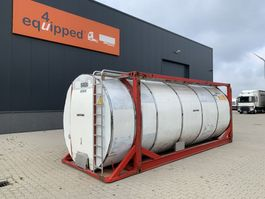 tankcontainer Van Hool El. heating, 20FT, swapbody TC 30.856L, L4BN, IMO-4, valid insp./CSC: 05/2023 2000