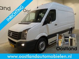 gesloten bestelwagen Volkswagen 35 2.0 TDI L2H2 Servicebus / Sortimo Inrichting / Victron 220V. / Airco ... 2015