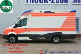 ambulance bedrijfswagen Volkswagen 50 Ambulanz Mobile RTW Krankenwagen 1.Hd 2011