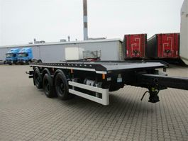 container chassis aanhanger Other ANDERE 3 aks kærre 2020
