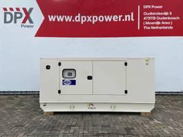generator FG Wilson P165-5 - Perkins - 165 kVA Generator - DPX-16010 2021