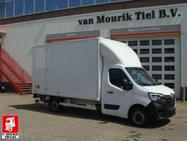 bakwagen bedrijfswagen Renault MASTER 165.35 EL CITYBOX - EURO 6  ENKELLUCHT 2021