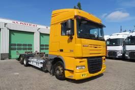 containersysteem vrachtwagen DAF XF 105 BDF , MANUAL gearbox 2010