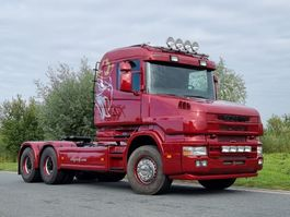 standaard trekker Scania T164 480 6x4 cr19