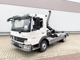 containersysteem vrachtwagen Mercedes-Benz Atego 818 4x2 Atego 818 4x2 eFH./Schwingsitz 2008