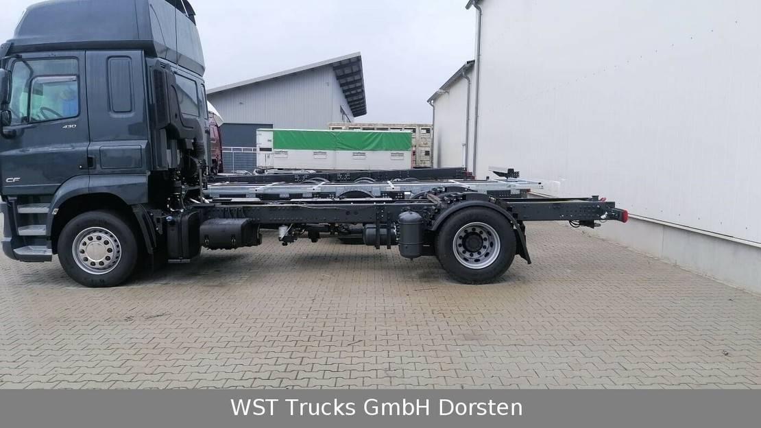 chassis cabine vrachtwagen DAF CF 430 SC Fahrgestell Luft Luft Vollausstattung 2021