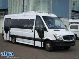 minivan - personenbus Mercedes-Benz 516 CDI , City, Euro 6, 19 Sitze 2015
