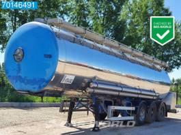 tankoplegger Magyar SR 38 F2 3 axles 28.000 Ltr / Food / 1 Comp / 1994