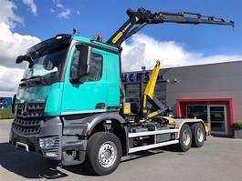 containersysteem vrachtwagen Mercedes-Benz AROCS