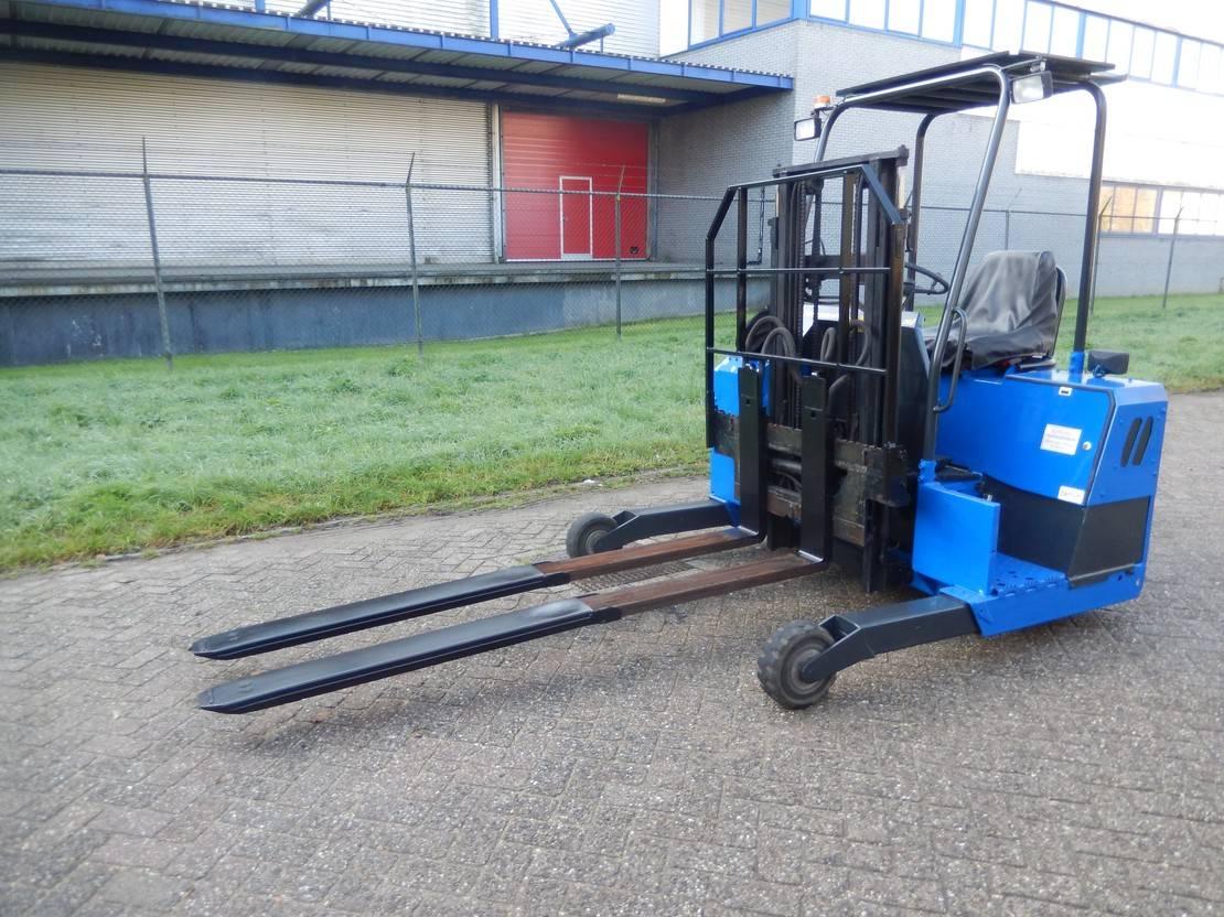 meeneemheftruck Palfinger Crayer Kooiaap / Heftruck / F3151PRO, 2 Stuks 2007