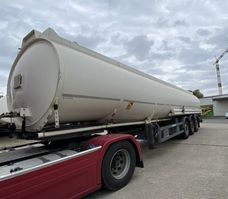 gastank container OMT Acerbi - fuel tank 41000/9 - ARD vailid 2008