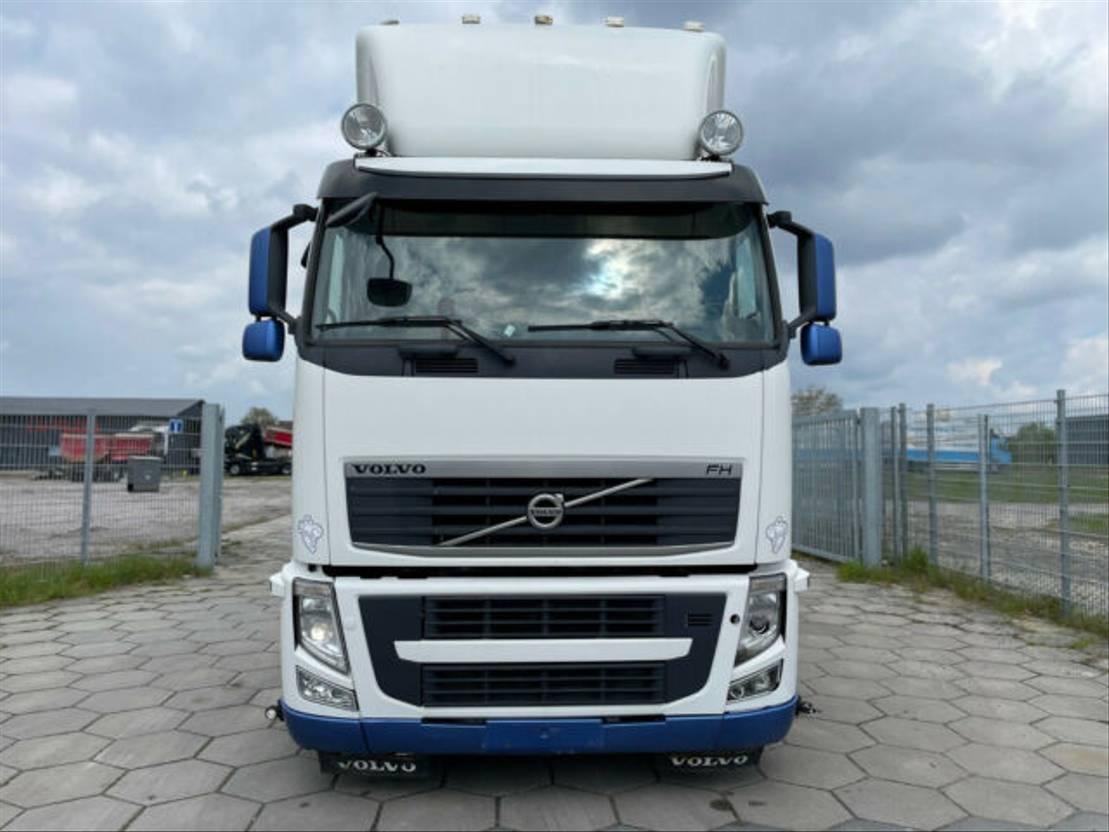 chassis cabine vrachtwagen Volvo FH 460 / 6x2 / Euro 5 2011