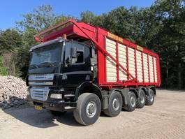 walking floor vrachtwagen Ginaf X 5450S 430 (renovated)   Euro 3   Manual gearbox   Old-Tacho   Harvest   KAWECO Silage system 2015   10x8 X 5450S 430 (renovated)   Harvest   KAWECO Silage system 2015   10x8 2003