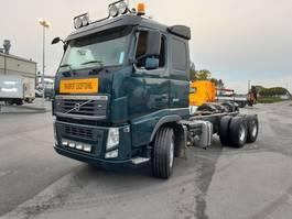 chassis cabine vrachtwagen Volvo FH 13 retarder 2014