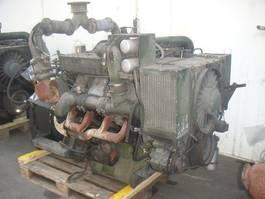 Motor vrachtwagen onderdeel Deutz BF8L413F Dubbel Turbo