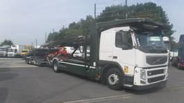 autotransporter vrachtwagen Volvo FM 420 Autotransporter Kassbohrer 2012