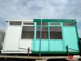 kantoor woonunit container Occ Kantoorcontainer 6x2m